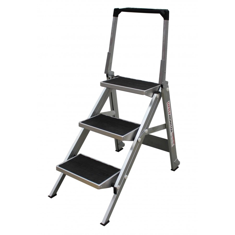 47a966f4246 Little Monstar - Compact 3 Step Ladder