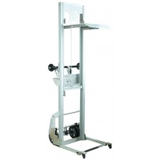 MINI FOLDABLE ALUMINIUM HAND STACKER 90Kg - DEP90 - TEAMSTAR