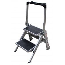 COMPACT 2 STEP LADDER - MONLM2  - LITTLE MONSTAR