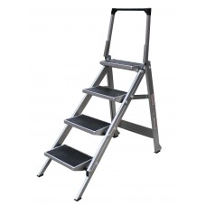 COMPACT 4 STEP LADDER - MONLM4  - LITTLE MONSTAR