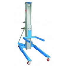 3.5m Aerial Work Platform Trolley Duct Lifter 350kg