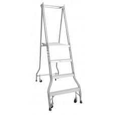 Monstar 4 Step Platform Ladder