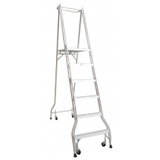 Monstar 6 Step Platform Ladder